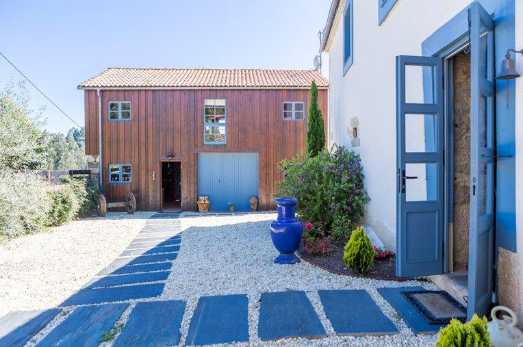 Casa rural en Paderne