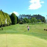 Clases de golf para niños en Golf Paderne