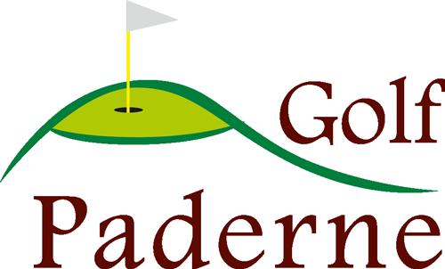 Logotipo del Club de Golf Paderne