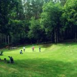Hoyo 14 - Club de Golf Paderne