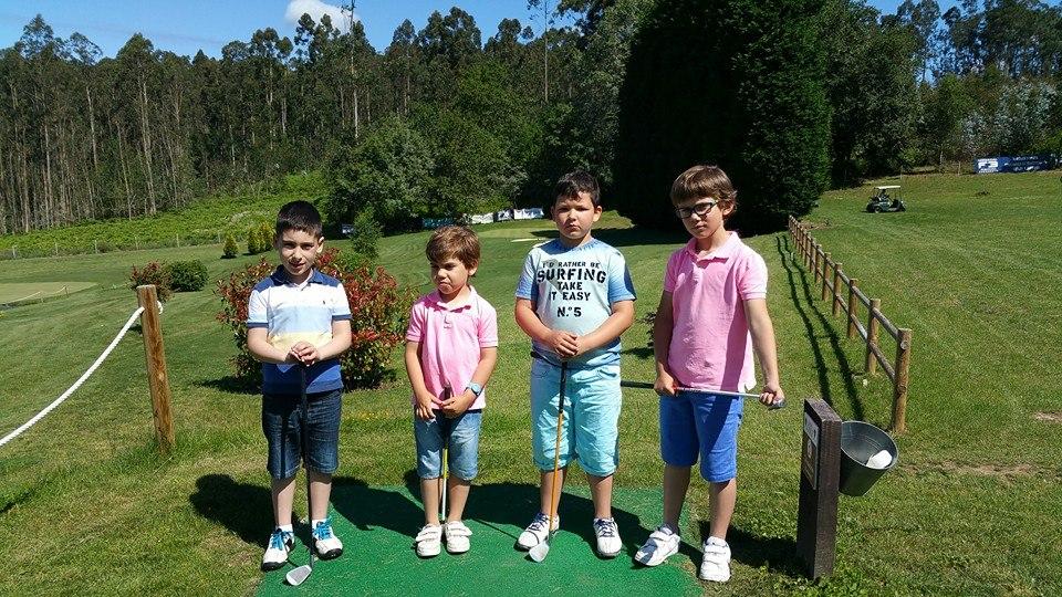 Club de Golf Paderne escuela infantil